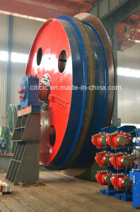 Single Rope Mining Hoist pictures & photos