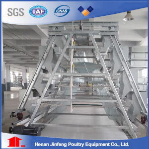 Chicken Battery Poultry Cages with Automatic System pictures & photos