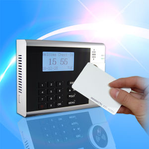 RFID Card Time Attendance System with USB Port (S400) pictures & photos