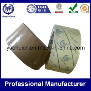 No Noise BOPP Packing Tape with Brown Color pictures & photos
