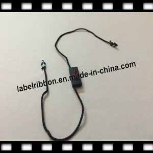 Brand Logo Seal String Hang Tag /Plastic Garment Tag (ST036) pictures & photos