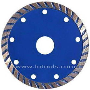 Diamond Saw Blades Turbo Type pictures & photos