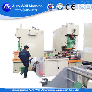 Aluminium Foil Plate Production Machine pictures & photos