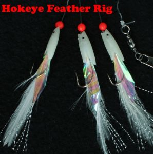 Hokeye Feather Rig Fishing Lure pictures & photos