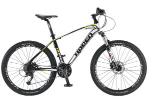 "26"" 27sp Black New Popular Alloy Mountain Bike pictures & photos"