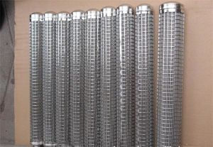 Customized 304 316 Stainless Steel Wire Mesh Filter Cartridge/Filter Cylinder pictures & photos
