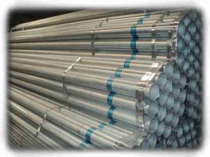 Gi Pipe (Hot-DIP Galvanized Steel Pipe) pictures & photos