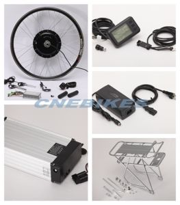 48V 1000W E-Bike LCD Kits with 48V 15ah Lithium Battery pictures & photos