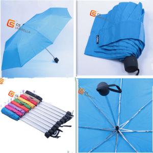 Three Fold Umbrella&Men Umbrella (YS-3F006A) pictures & photos