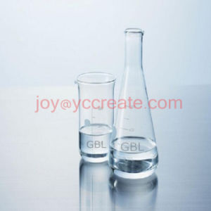 99.9% Gama- Butyrolactone Liquid China GMP Legit Source