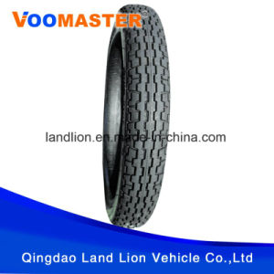 Popular Pattern New Pattern Motorcycle Tyre 2.75-18 pictures & photos