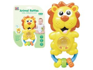 CE Approval Animals Rattles for Infants with Light & Music pictures & photos