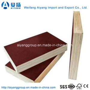 Film Faced Plywood for Concrete Formwork pictures & photos