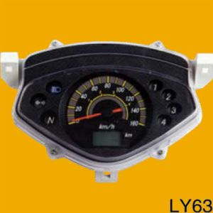 Motorbike Speedometer, Motorcycle Speedometer for Ly6377 pictures & photos