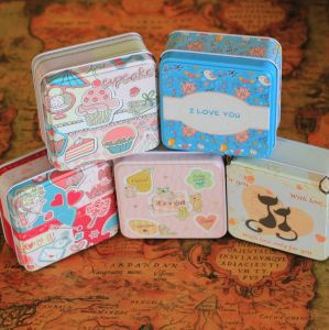 Gift Soap Tin Box (FV-041217) pictures & photos