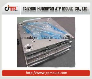 2 Cavities Plastic Cloth Hanger Mould pictures & photos
