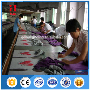 Series Screen Printing Table for Printing Producing pictures & photos