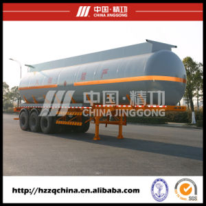 42500L Carbon Steel Q345chemical Tank Truck (HZZ9405GHY) with High Performance for Buyers pictures & photos