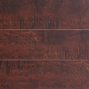 High Gloss Surface Laminate Flooring Waterproof (8.3-12.3mm) pictures & photos