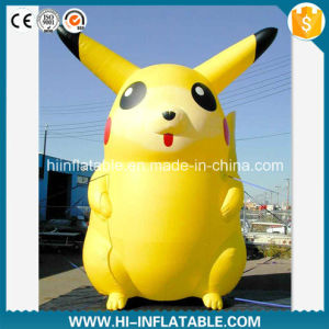Hot Sale Customized Inflatable Cartoon Characters, Inflatable Pikachu, Inflatable Cartoon Model for Show pictures & photos