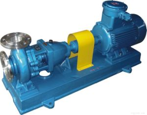 End-Suction Chemical Pump with Explorde-Proof Motor