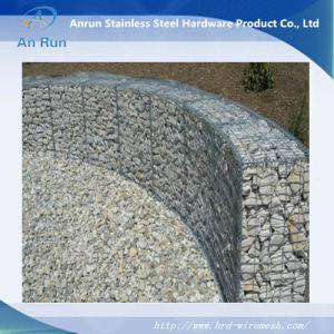 Hot Dipped Galvanized Welded Gabion Box 2X1X1m pictures & photos