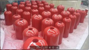 Oilfield API Cementing Float Shoe and Float Collar pictures & photos