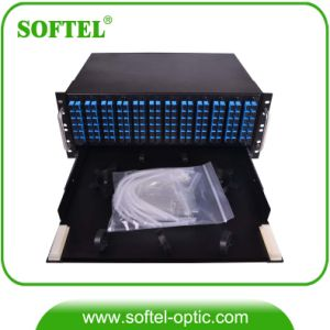 Fiber Optical Rack Mounted 144c Optical Frame pictures & photos