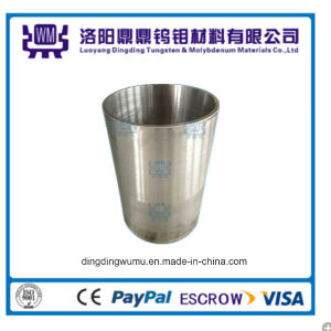 High Purity Polished Tungsten Crucibles for Sapphire Crystal pictures & photos
