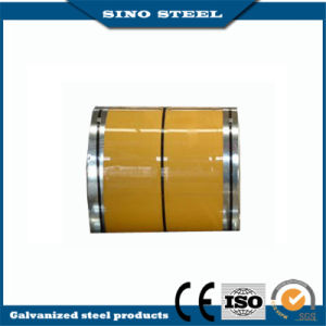 0.35mm G350 Prepianted Color Galvalume Steel Coil pictures & photos