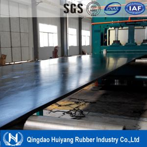 Heat-Resistant Fabric Polyester Nylon EPDM Rubber Conveyor Belt pictures & photos