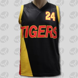 Wholesale Cheap Team Number Basketball Jersey pictures & photos