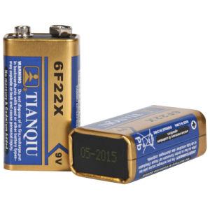 6f22 9V Tianqiu Super Heavy Duty Carbon Dry Battery