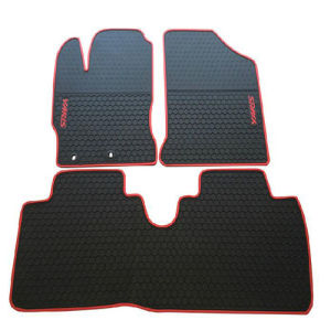 Car Parts Rubber Car Floor Mat for Toyota Yaris (Bt 1633) pictures & photos