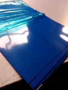 Self-Adhesive Daily Used Blue Sticky Mat pictures & photos