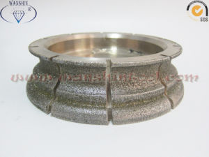 Electroplated Profiling Wheels for Marble pictures & photos