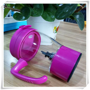 Colorful Plastic Electric Mixer Bottle (VK15025) pictures & photos