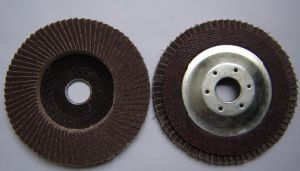 Calcine Aluminumoxide Flap Disc (WD-DS12522)