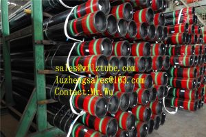 "Seamless Casing Pipe 13""3/8 Tread Type, Steel Pipe Btc with Coupling pictures & photos"
