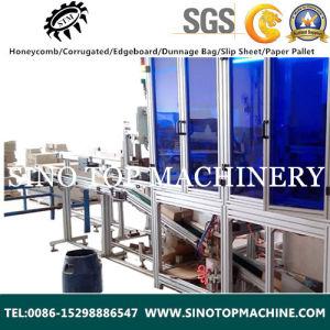 180*50*90 mm Revert Corrugation Pallet Leg Machine pictures & photos