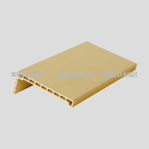 OEM/ODM WPC No Formaldehyde Material Door Frame Architrave (A590) pictures & photos