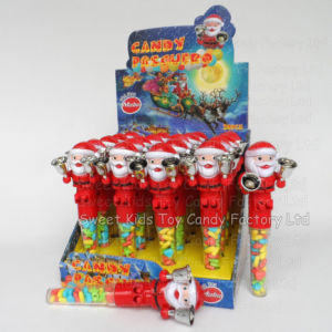 Santa Clause Shaking Bell Toy Candy (90510) pictures & photos
