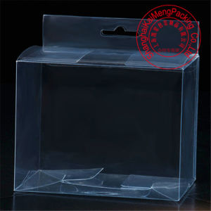 China 100% Transparent Clear PP Plastic Box for Electrical Package
