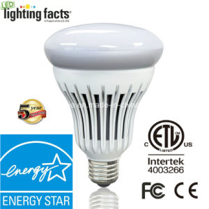 13W 120 Volt Dimmable UL ETL Approved LED Bulb Br30 pictures & photos