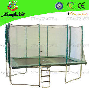 The Hot Sale Rectangular Trampoline for Kids pictures & photos