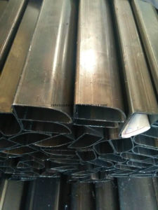 ERW Special Shaped Steel Tube/Pipe pictures & photos