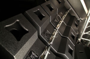 """Double 10"""" Line Array with High Power pictures & photos"""