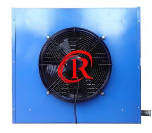 Water Warmer Exhaust Heater with Ce Certification for Industry