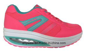 Athletic Footwear Women Gym Sports Shoes (516-5937) pictures & photos