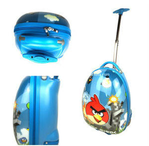 Children Trolley Bag (KM3245) pictures & photos